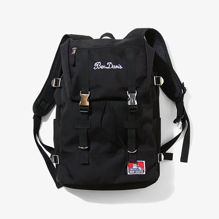 벤데이비스 METAL BACKPACK // BLACK