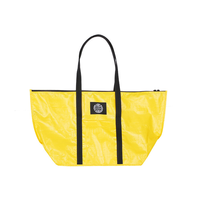 엘엠씨 LMC FRAKTA SHOPPER BAG/yellow