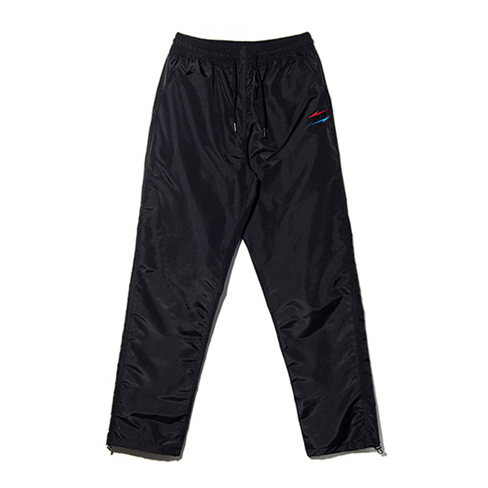 네스티킥 NSTK RB LT LOGO PANTS/BLACK