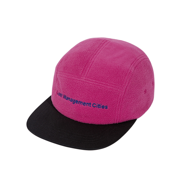 엘엠씨 모자 LMC FN FLEECE CAMP CAP magenta