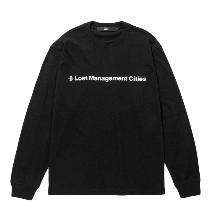 엘엠씨 롱슬리브 LMC FN OG LONG SLV TEE black