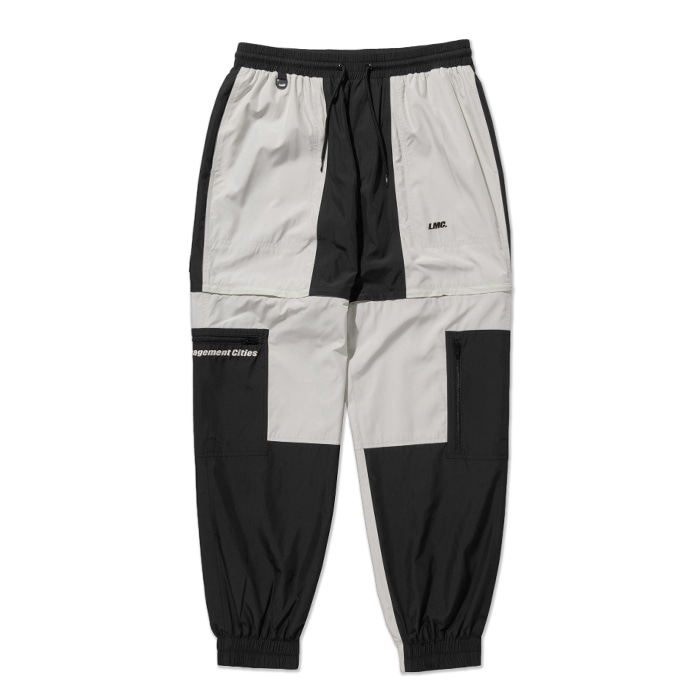 엘엠씨 LMC PARACHUTE TRANSFORM PANTS black