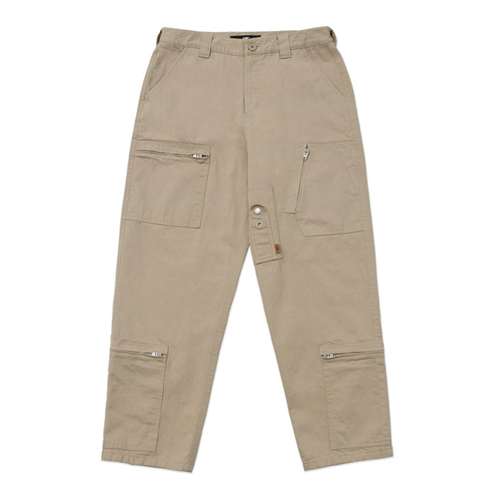 엘엠씨  LMC BDG FLIGHT PANTS beige