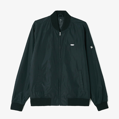 오베이 자켓 Eightball II Bomber Jacket // black