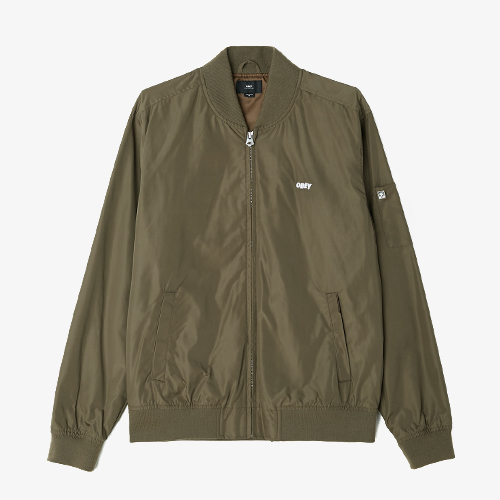 오베이 자켓 Eightball II Bomber Jacket // dusty army