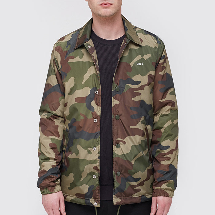 오베이 SANCTION JACKET // CAMO