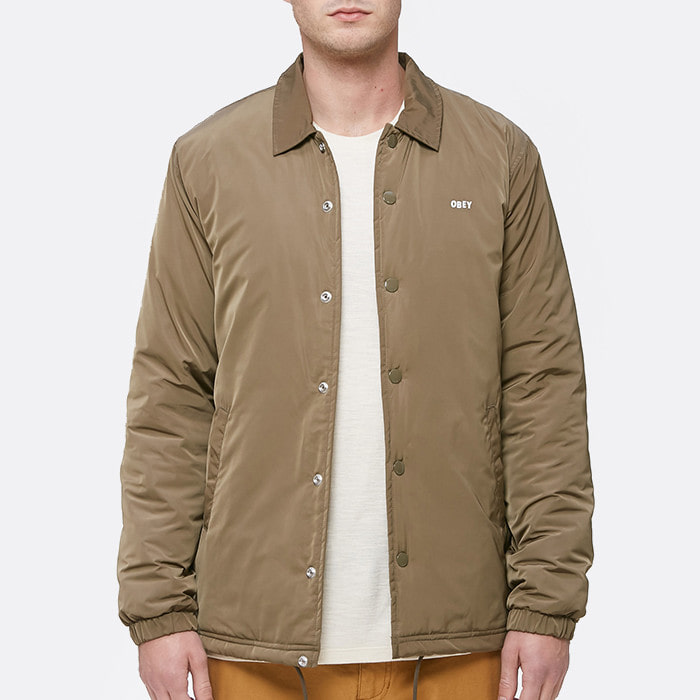 오베이 SANCTION JACKET // DUSTY ARMY