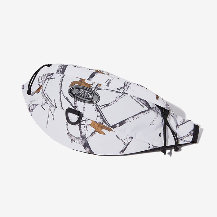 엘엠씨 LMC PVC RL WAIST BAG // winter tree camo