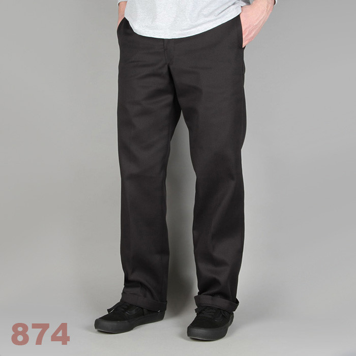 디키즈 Dickies Original 874® Work Pant / Black