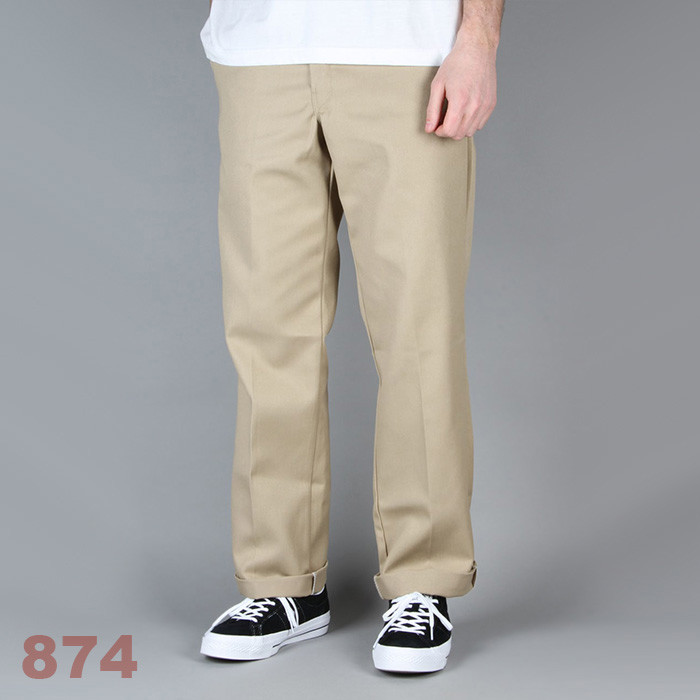 디키즈 Dickies Original 874® Work Pant / Khaki