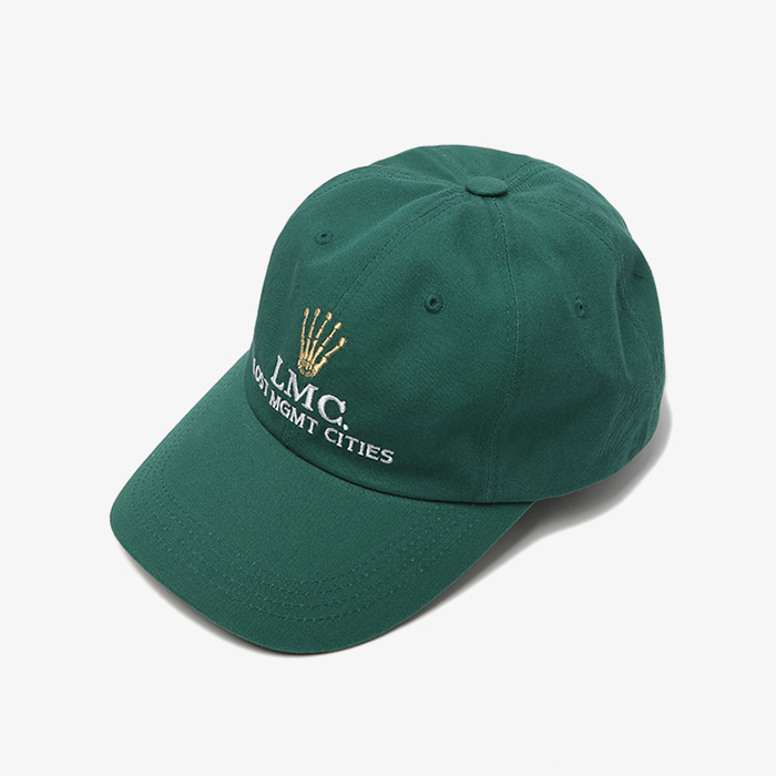엘엠씨 LMC SKULL LOLEX 6 PANEL CAP // GREEN