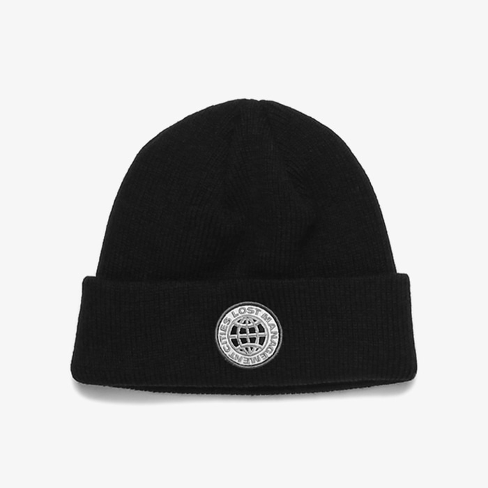 엘엠씨 LMC REFLECTIVE WLP SHORT BEANIE // BLACK
