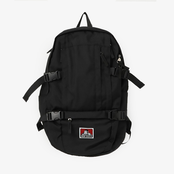 벤데이비스 SIDE STRAP DAY PACK // BLACK