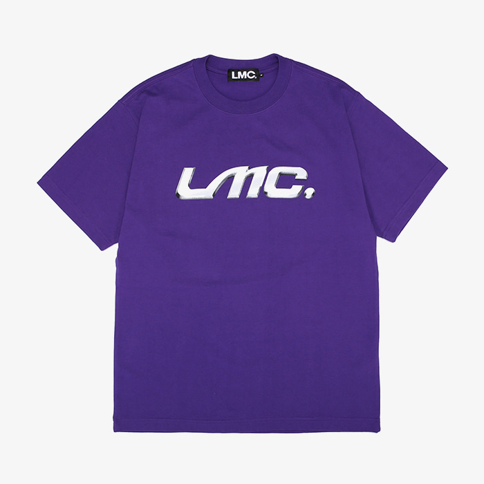 엘엠씨 LMC CHROME EMBLEM TEE/purple (재입고)
