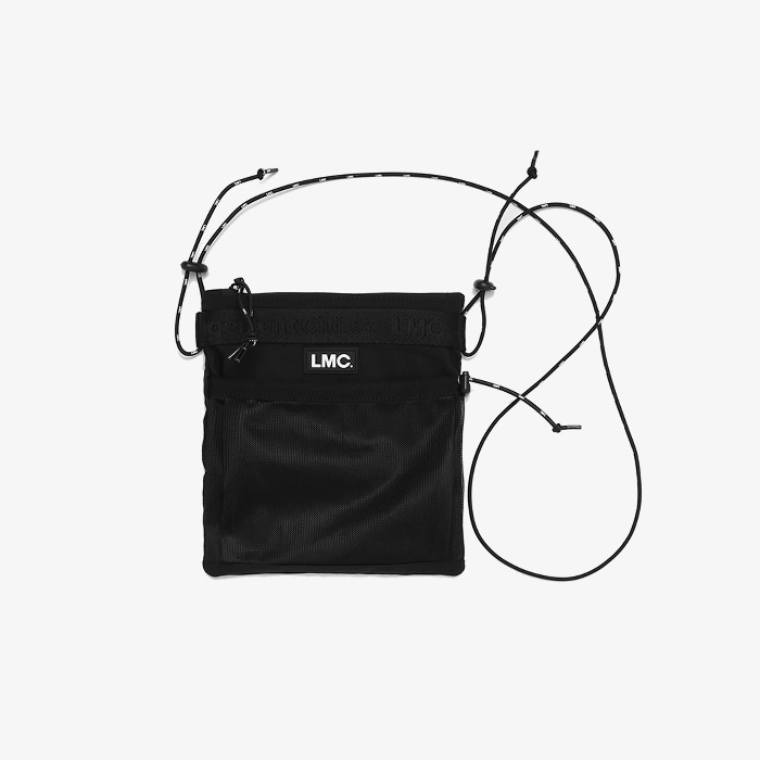 엘엠씨 LMC SHOULDER POUCH // black (재입고)