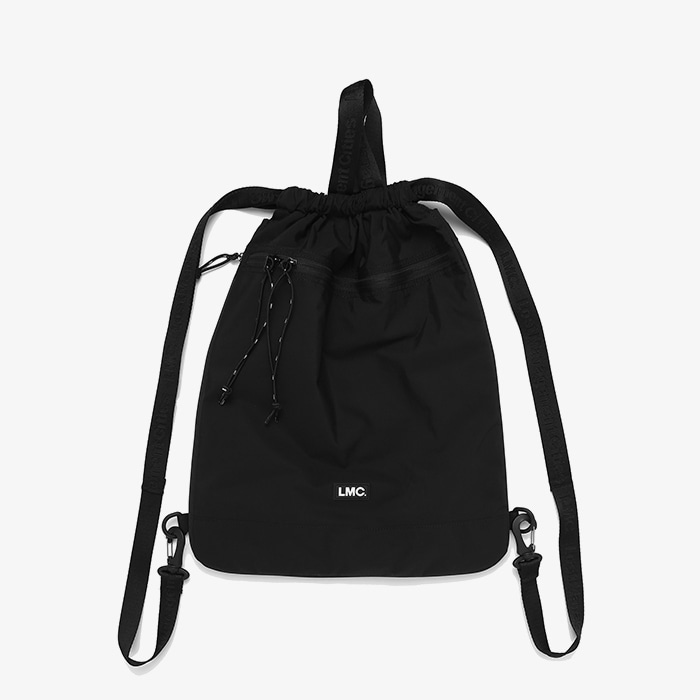 엘엠씨 LMC EXPENDABLE GYM BAG // black