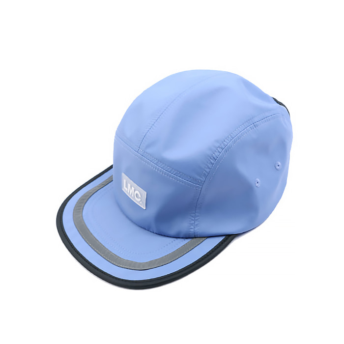 엘엠씨 LMC RFLCTV LINE SOFT BILL CAMP CAP / powder blue