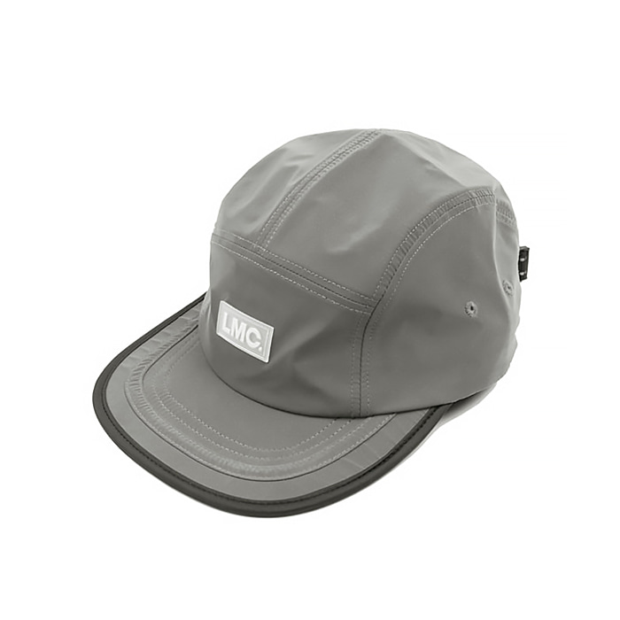 엘엠씨 LMC RFLCTV LINE SOFT BILL CAMP CAP / gray