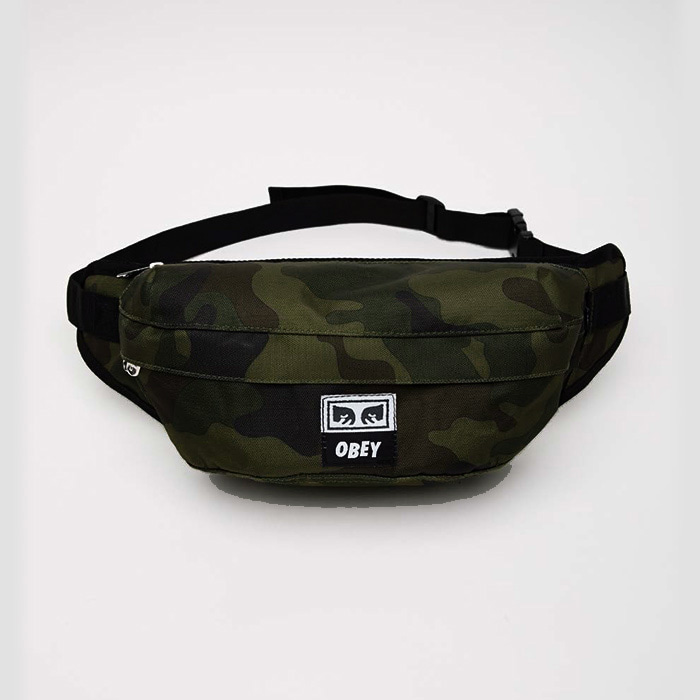 오베이 DROP OUT SLING PACK // FIELD CAMO