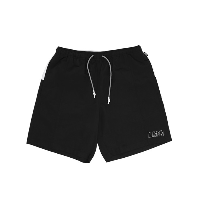 엘엠씨 LMC FN BLOCK TEAM SHORTS/black