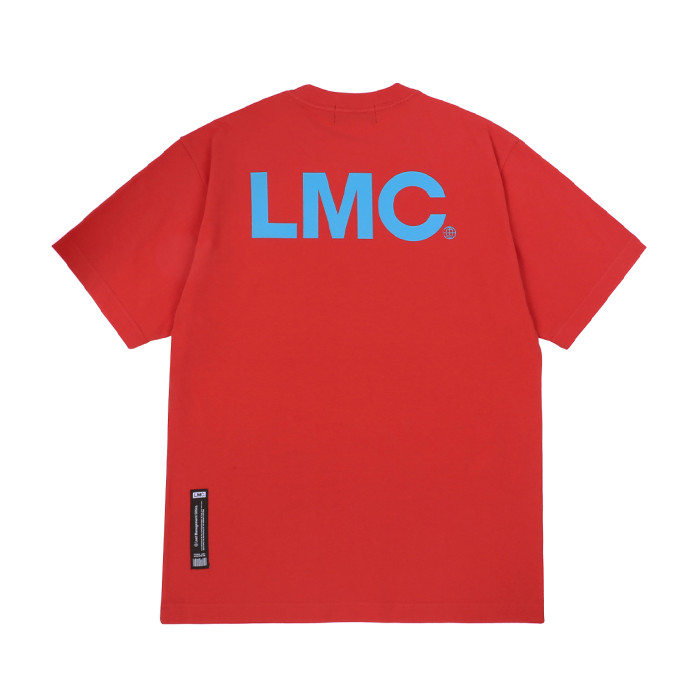엘엠씨 LMC OG LOGO BASIC TEE/red (재입고)
