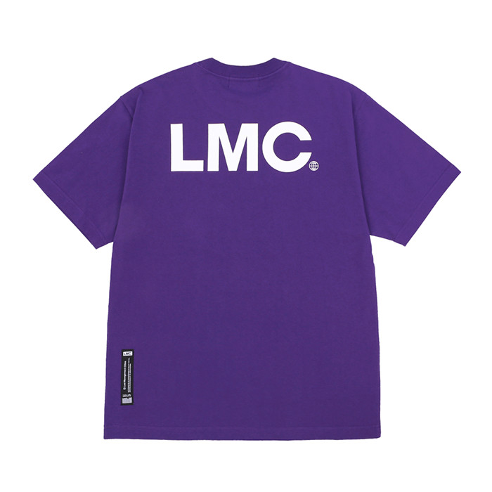 엘엠씨 LMC OG LOGO BASIC TEE/purple (재입고)