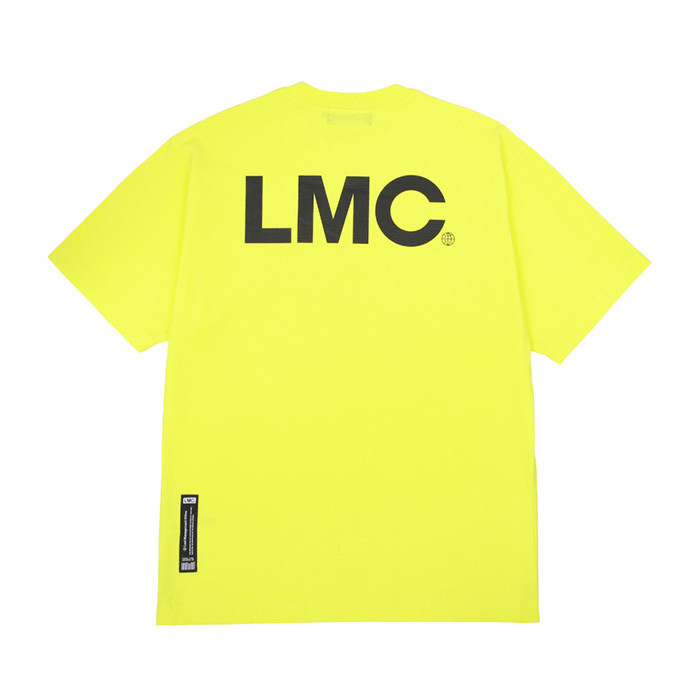 엘엠씨 LMC OG LOGO BASIC TEE/lemon yellow (재입고)