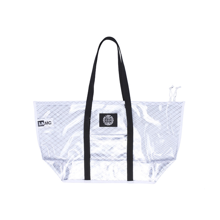 엘엠씨 LMC FRAKTA SHOPPER BAG/clear