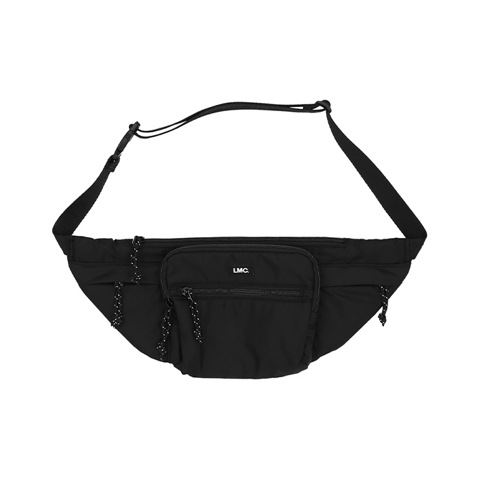 엘엠씨 가방 LMC MILANO HIP SACK/BLACK