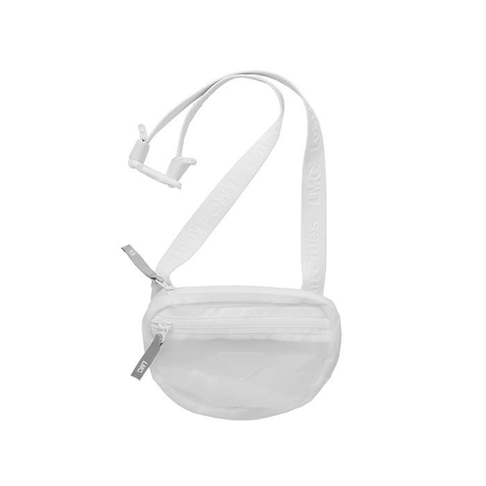 엘엠씨 LMC MILANO MINI FANNY PACK/ clear