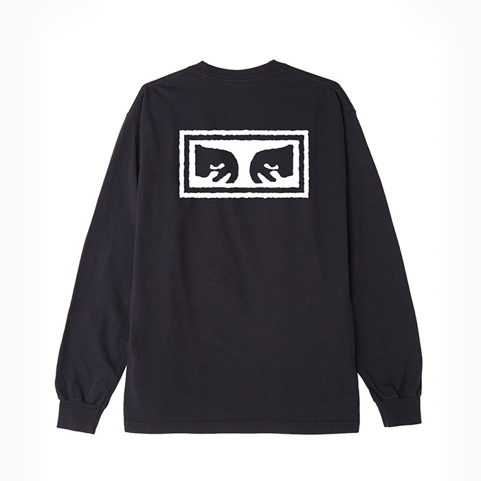 오베이 OBEY EYES 3 LS/BLACK
