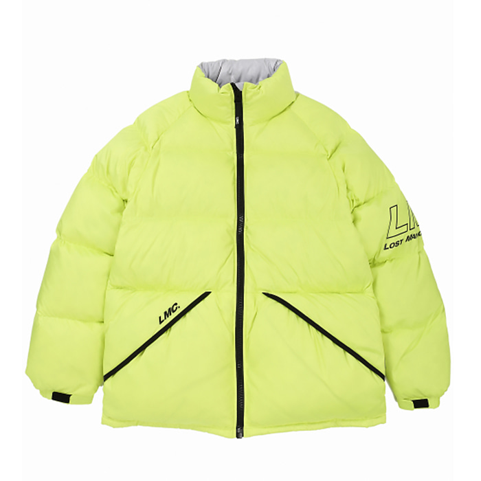 엘엠씨 LMC LIGHT DOWN PARKA/lime