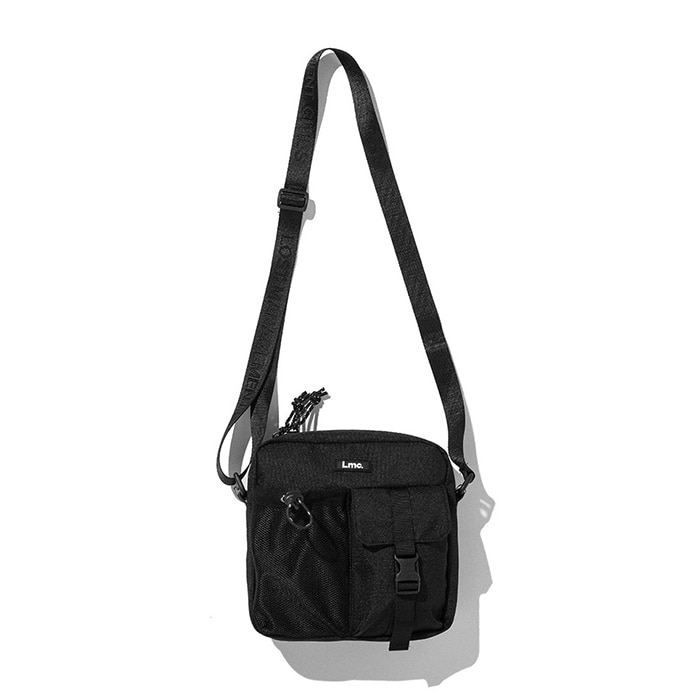 엘엠씨 가방 LMC MINI CROSS BAG black