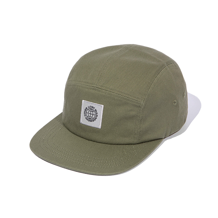 엘엠씨 모자 캠프캡 LMC RFLCTV PATCH CAMP CAP  olive