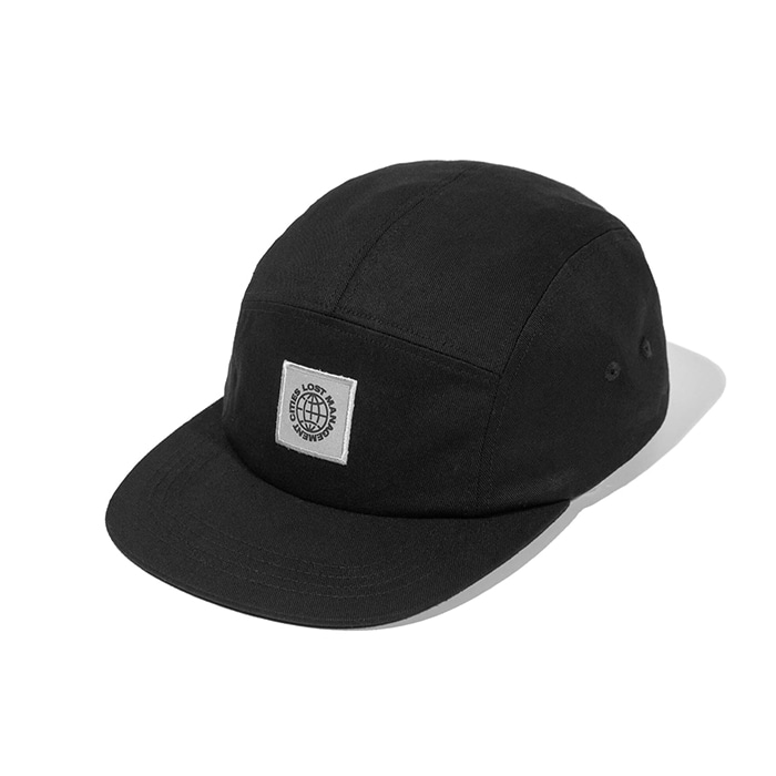 엘엠씨 모자 캠프캡 LMC RFLCTV PATCH CAMP CAP black