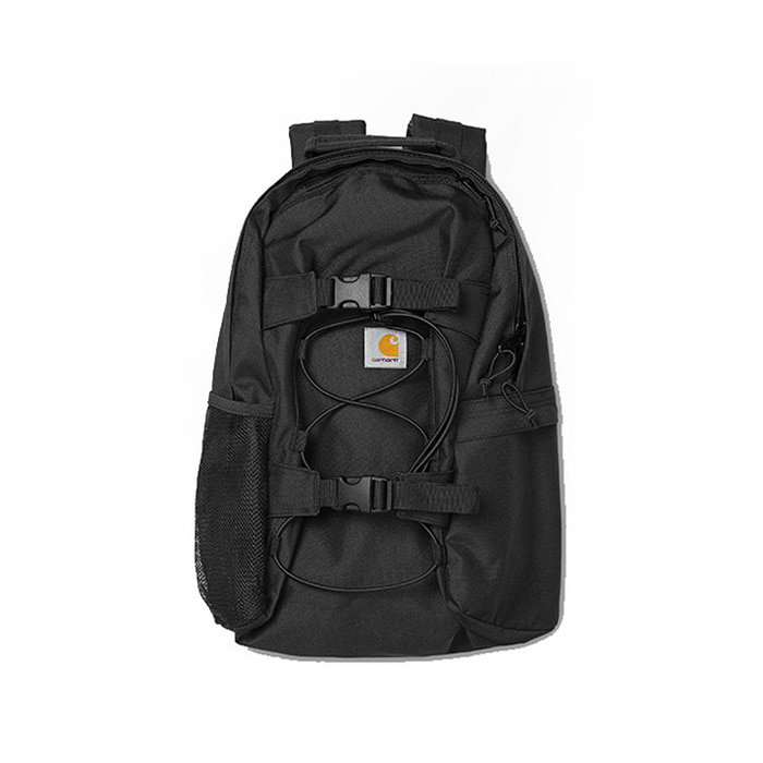 칼하트WIP 백팩  KICKFLIP BACKPACK // BLACK [재입고]