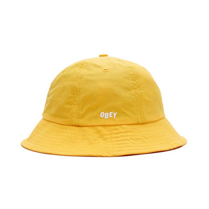 오베이 모자 FREDERICK BUCKET HAT/ENERGY YELLOW