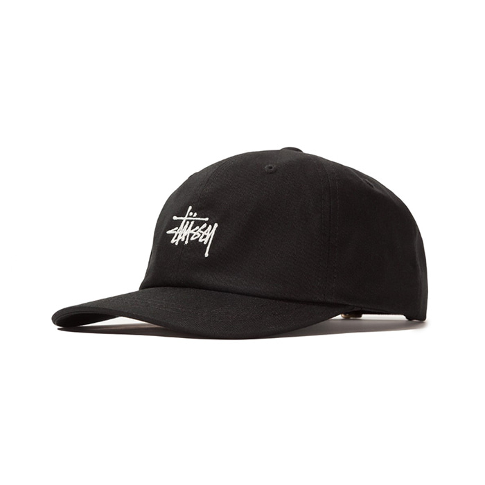 스투시 볼캡 SP19 STOCK LOW PRO CAP/BLACK