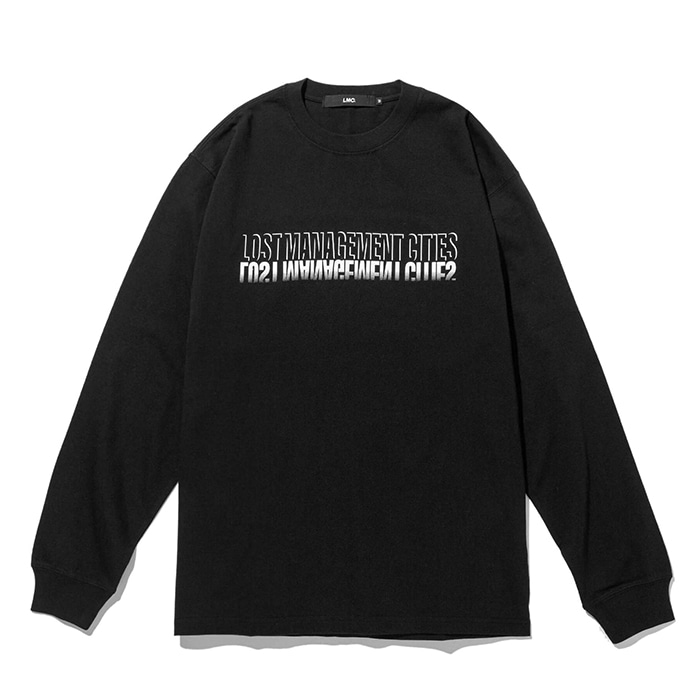 엘엠씨 롱슬리브 LMC SHADOW FN LONG SLV TEE black