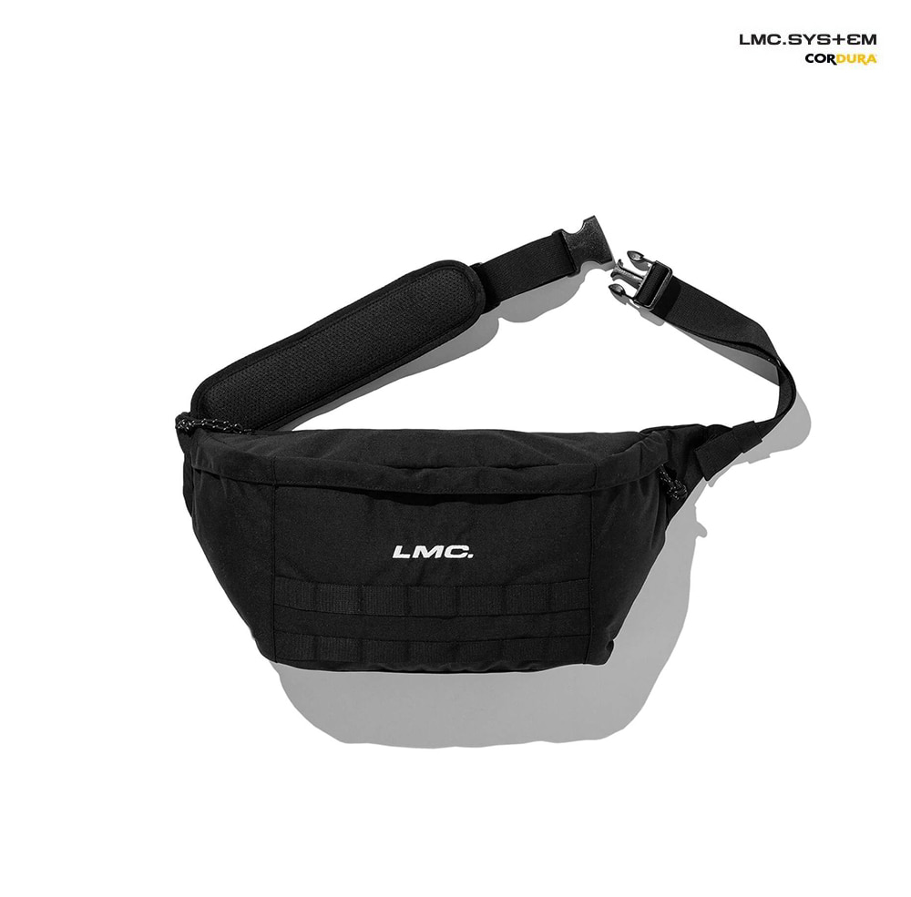 엘엠씨 LMC SYSTEM LARGE WAIST PACK black