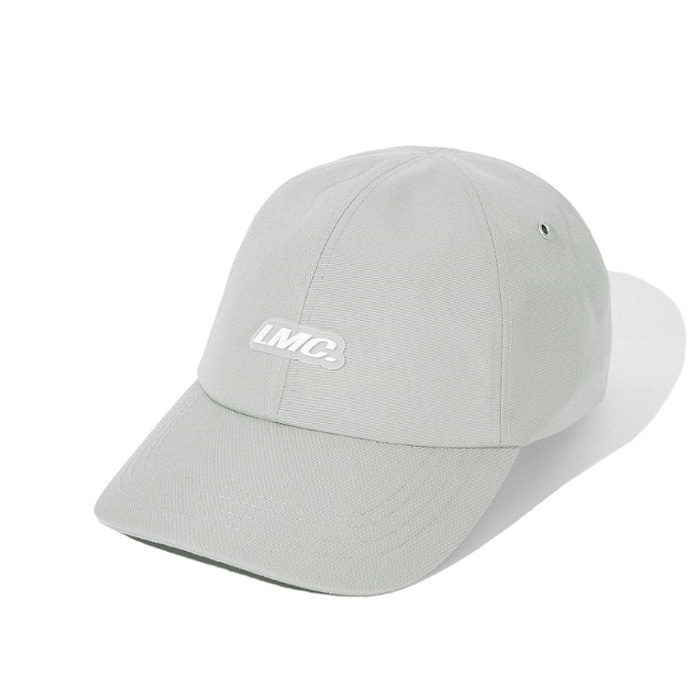 엘엠씨 모자 LMC ITALIC POLY 6 PANEL CAP lt. gray