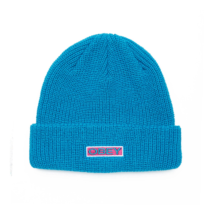 오베이 비니 MOVEMENT BEANIE / TEAL