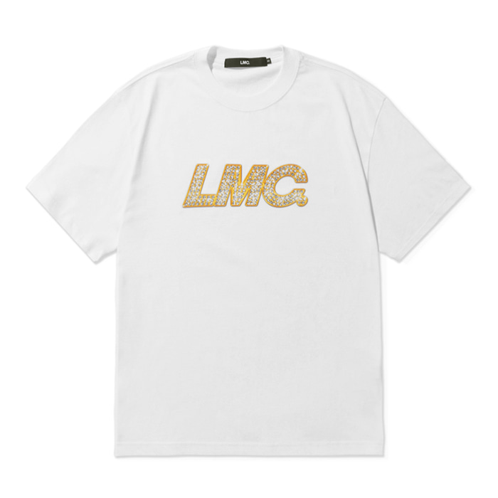 엘엠씨 티셔츠 LMC DIAMOND TEE white