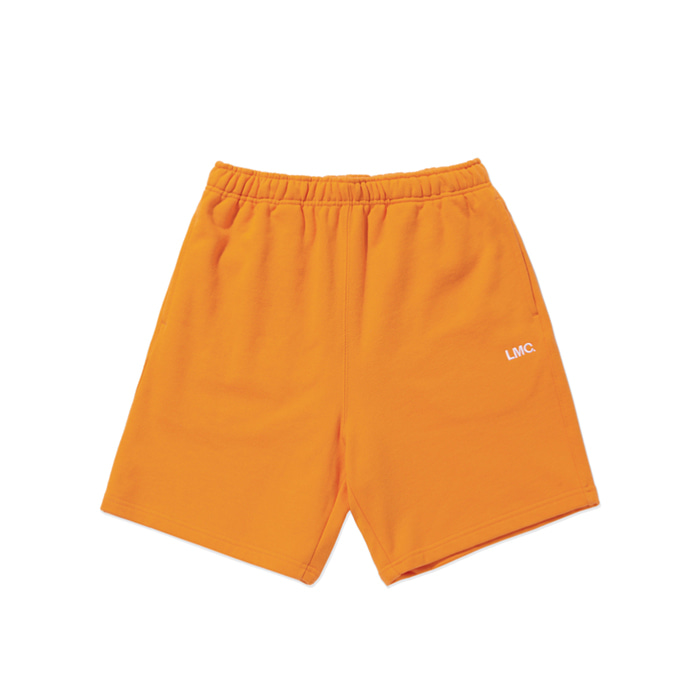 엘엠씨 반바지 LMC OG SWEAT SHORTS orange