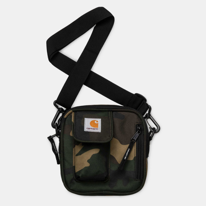 칼하트wip ESSENTIALS BAG, SMALL/ Camo Laurel