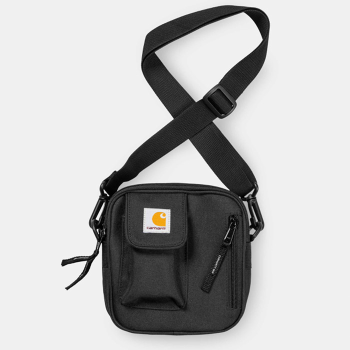 칼하트wip ESSENTIALS BAG, SMALL/ Black