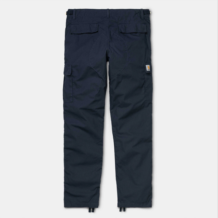 칼하트wip AVIATION PANT/ Dark Navy rinsed