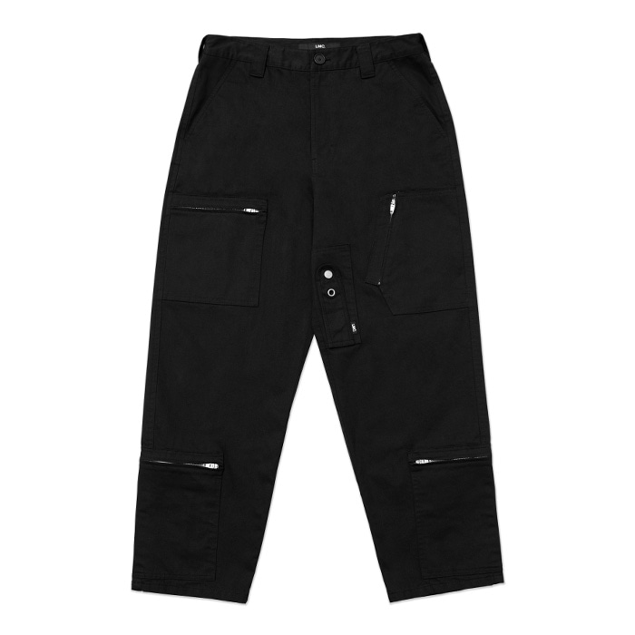 엘엠씨 LMC BDG FLIGHT PANTS black