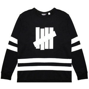 언디피티드  BREAKAWAY HOCKET JERSEY // BLACK