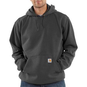 칼하트 후드 midweight hooded pullover sweatshirt  // charcoal heather